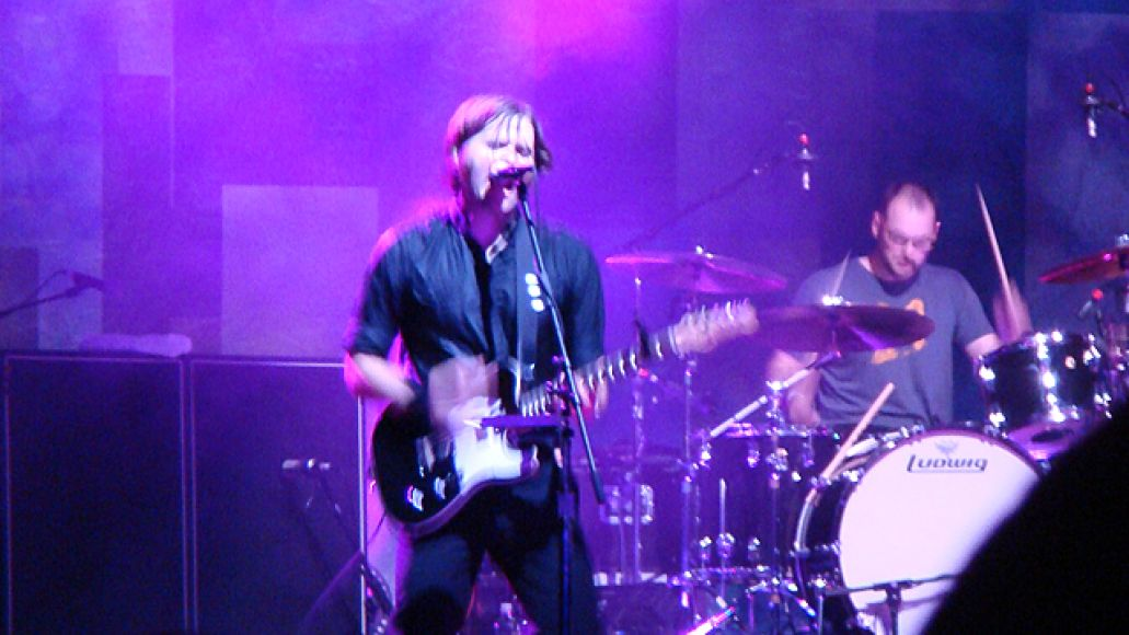 dsc06784 Death Cab shine at Pritzker Pavilion (6/3)