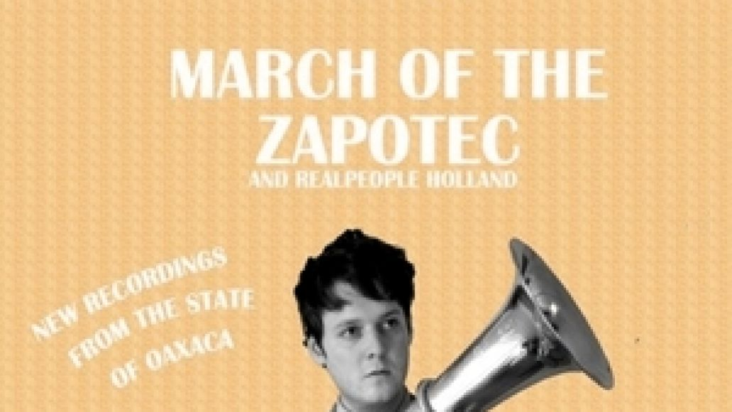 beirut march of the zapotec art CoS Year End Report: The Top 100 Albums of 09: 75 51