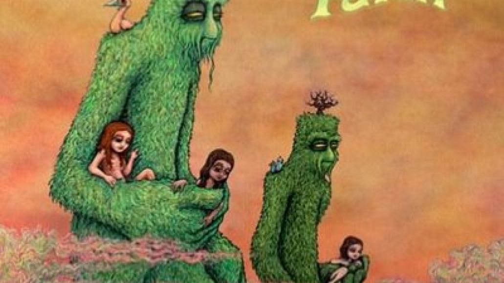 dinosaur jr farm album art1 CoS Year End Report: The Top 100 Albums of 09: 50 26