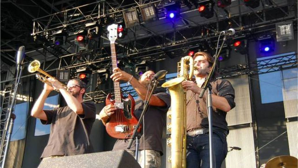 budosband Wheres the Blues?: CoS at Ottawa Bluesfest 10