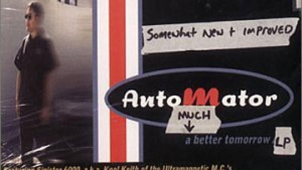 automator a much better tomorrow Whatever Happened To: Dan the Automator