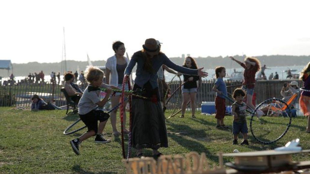 chillin the folk out cos at newport folk fest 10 hulla hoops Chillin the Folk Out: CoS at Newport Folk Fest 10