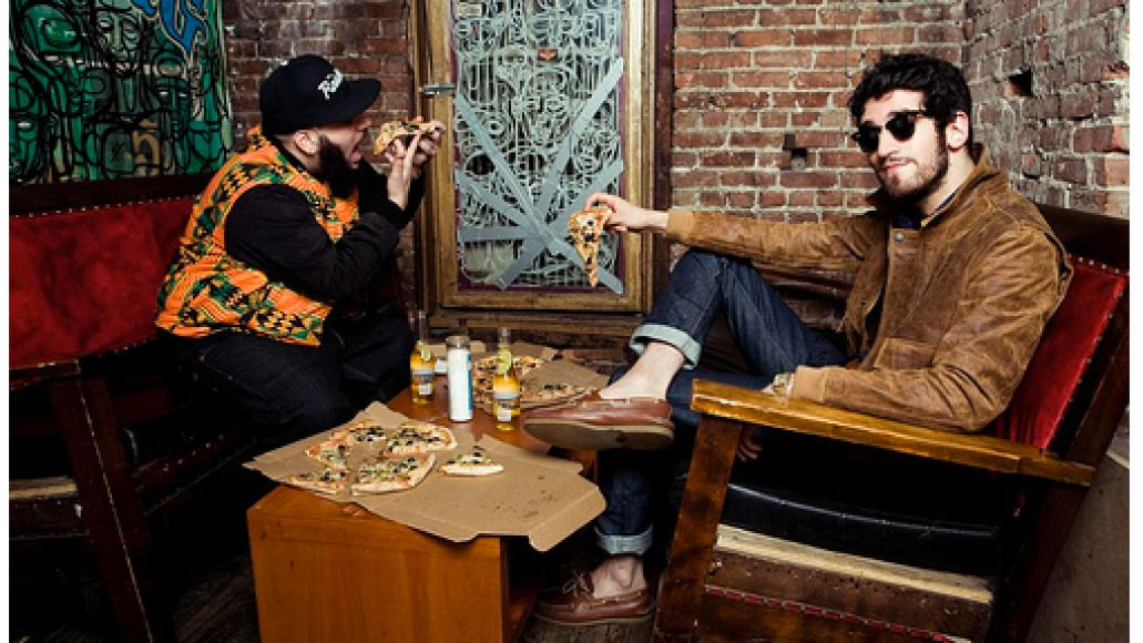 chromeo pizza Interview: Chromeo