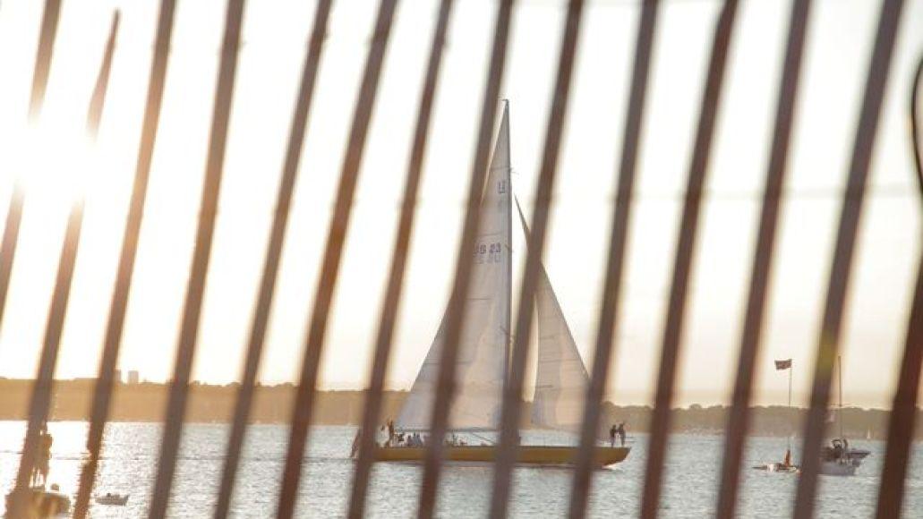 sailboatasunset Chillin the Folk Out: CoS at Newport Folk Fest 10