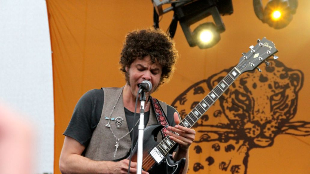 wolfmother 7 Gentle People and Strange Vibrations: CoS at Outside Lands 10