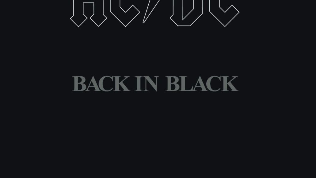 ACDC Back In Black The 100 Greatest Albums of All Time