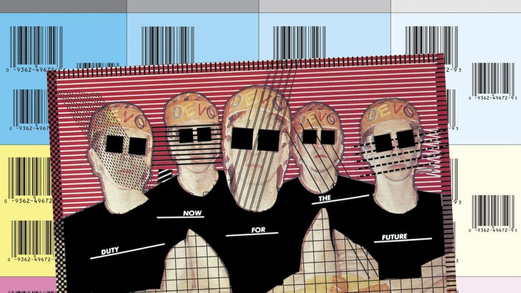 Devo %E2%80%93 Duty Now For the Future The 100 Greatest Albums of All Time