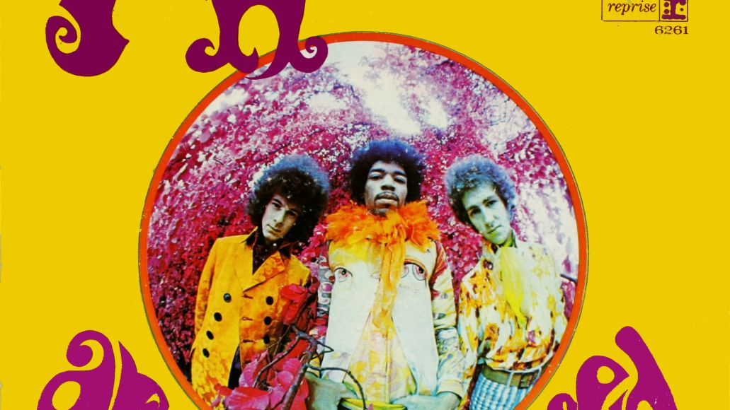 Jimi Hendrix Experience %E2%80%93 Are You Experienced US Version The 100 Greatest Albums of All Time