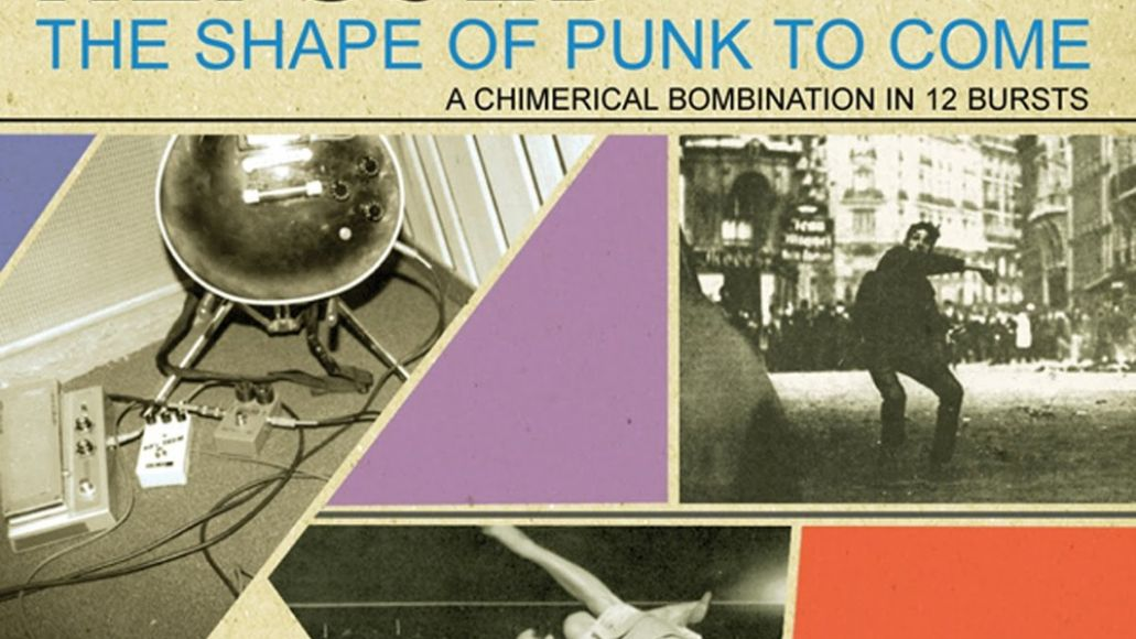 Refused %E2%80%93 The Shape of Punk to Come A Chimerical Bombination in 12 Bursts The 100 Greatest Albums of All Time