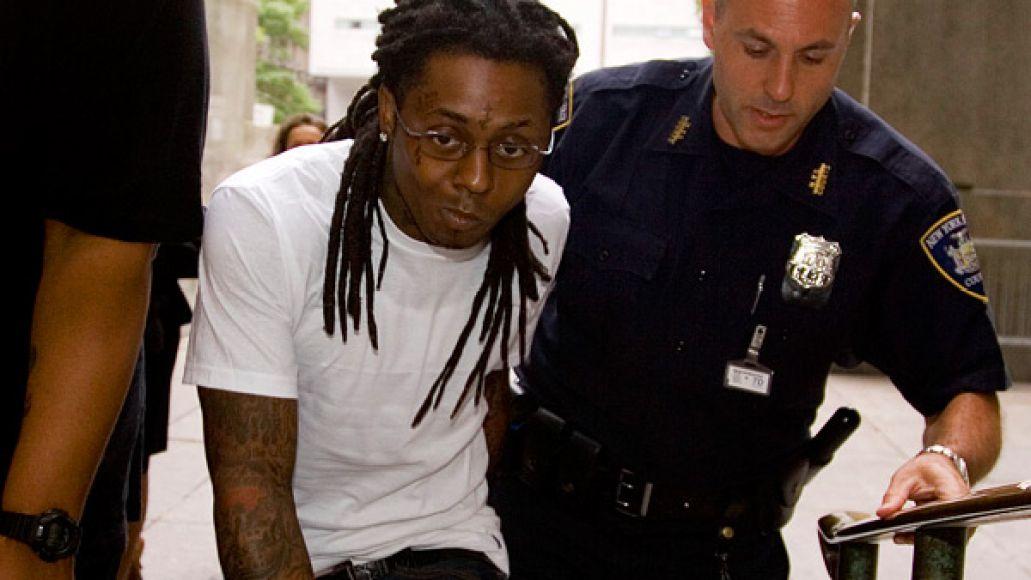 How The Caged Bird Still Raps: Lil Waynes Career In Lockup