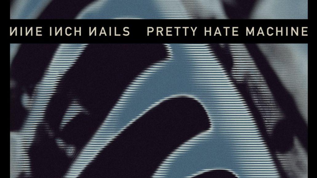 phm cover cd ocard Nine Inch Nails prepare Pretty Hate Machine reissue