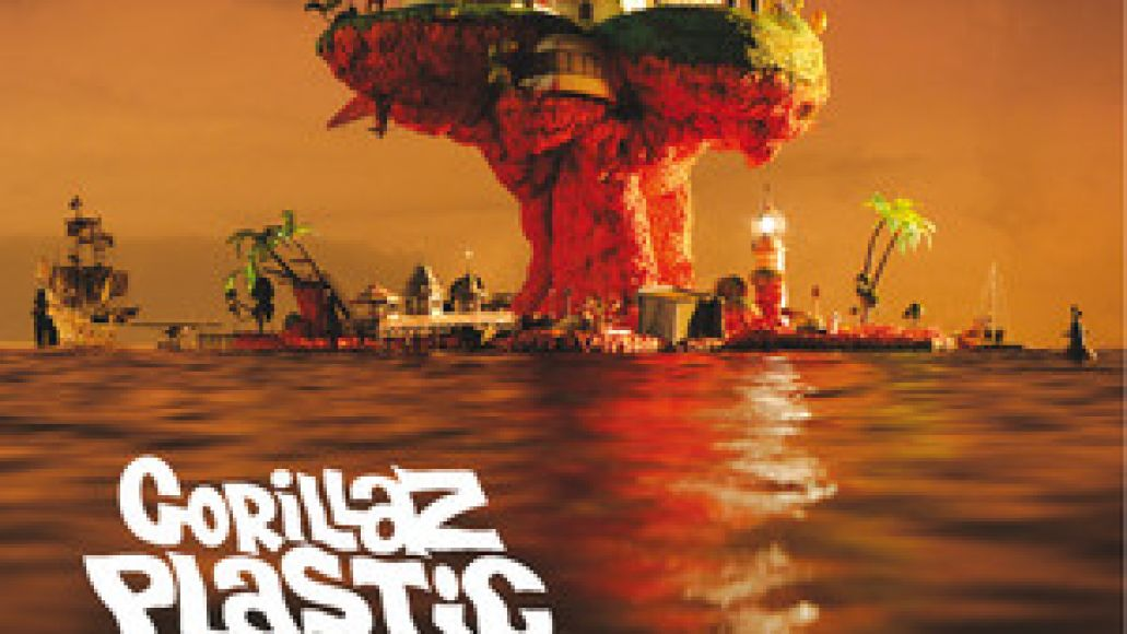 gorillaz plastic beach CoS Year End Report: The Top 100 Albums of 2010