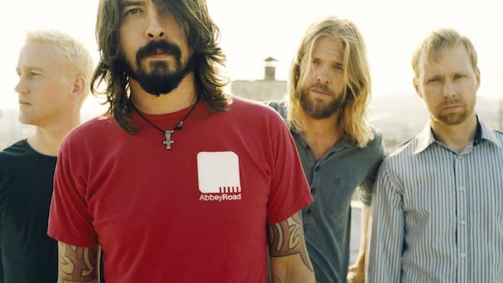 foo fighters 2011 Watch: Foo Fighters perform their new album in its entirety