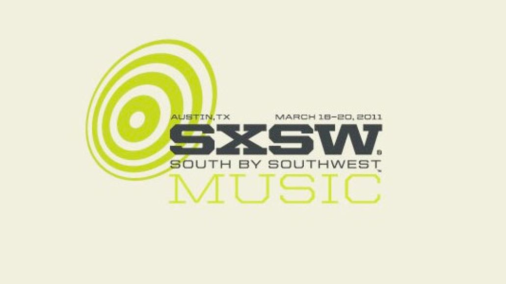 sxsw 2011 logo South by Southwest 2011 adds Widespread Panic, Black Lips, Okkervil River