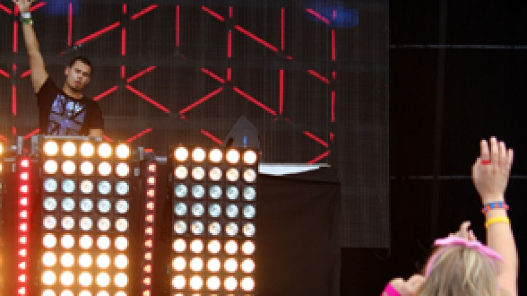 afrojackday2 8 Festival Review: CoS at Ultra Music Fest 2011