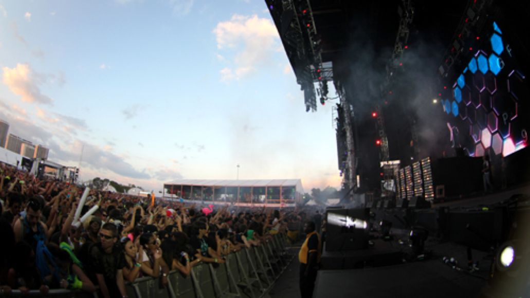 bennybenassi3day1 Festival Review: CoS at Ultra Music Fest 2011