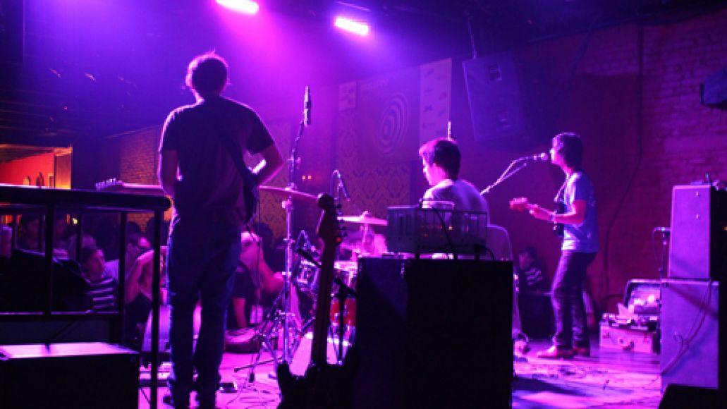 dodos parish 7 CoS at SXSW 2011: Duran Duran, QOTSA, Conan, Jack White...