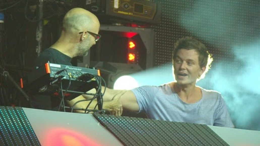 mobysat1 Festival Review: CoS at Ultra Music Fest 2011