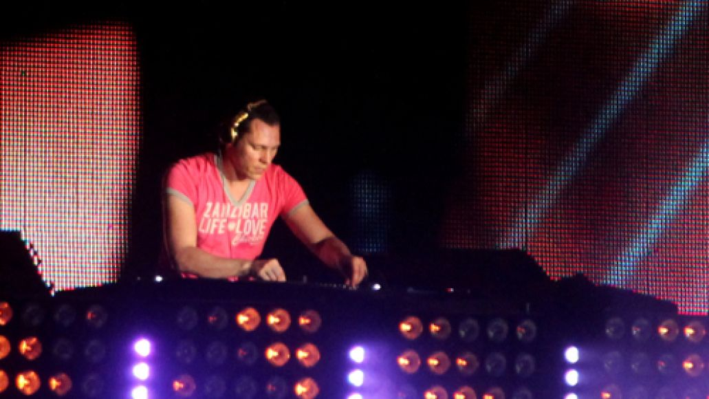tiestoday1 4 Festival Review: CoS at Ultra Music Fest 2011