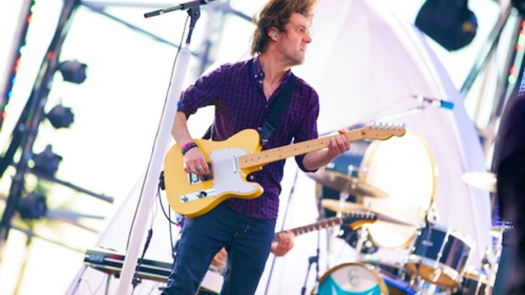 brighteyes Festival Review: CoS at Coachella 2011