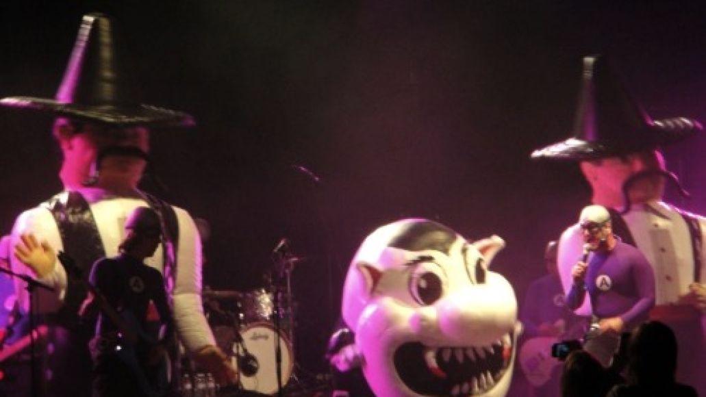 cosaquabats Festival Review: CoS at Coachella 2011