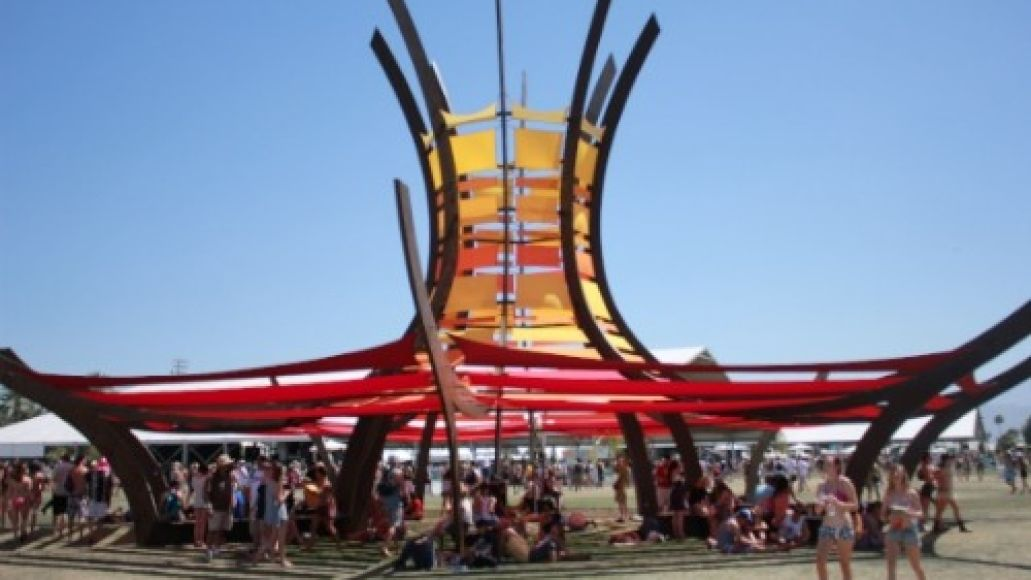 coscoachella2 Festival Review: CoS at Coachella 2011