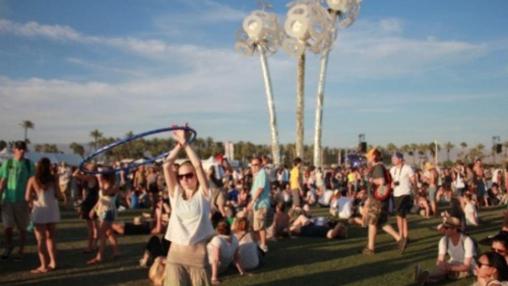 coscoachella4 Festival Review: CoS at Coachella 2011