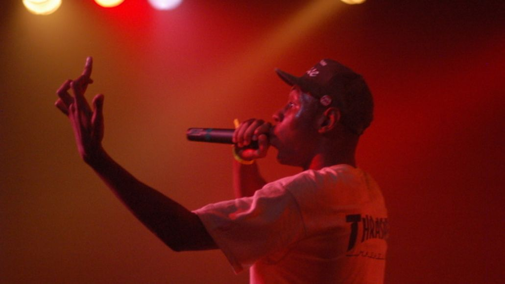 dsc 0519 Live Review: Odd Future in Pomona, CA (4/1)