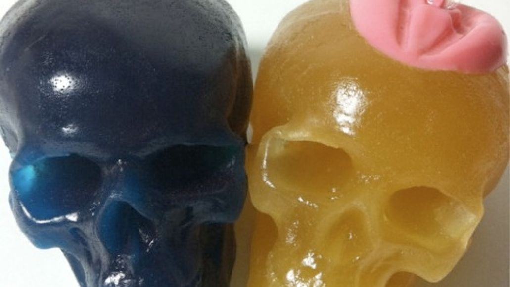flaming lips gummy skull1 Update: Hear Flaming Lips gummy skull now!