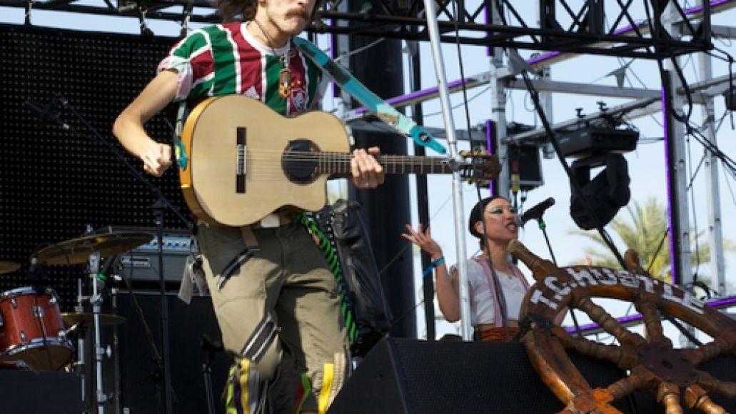 gogol Festival Review: CoS at Coachella 2011