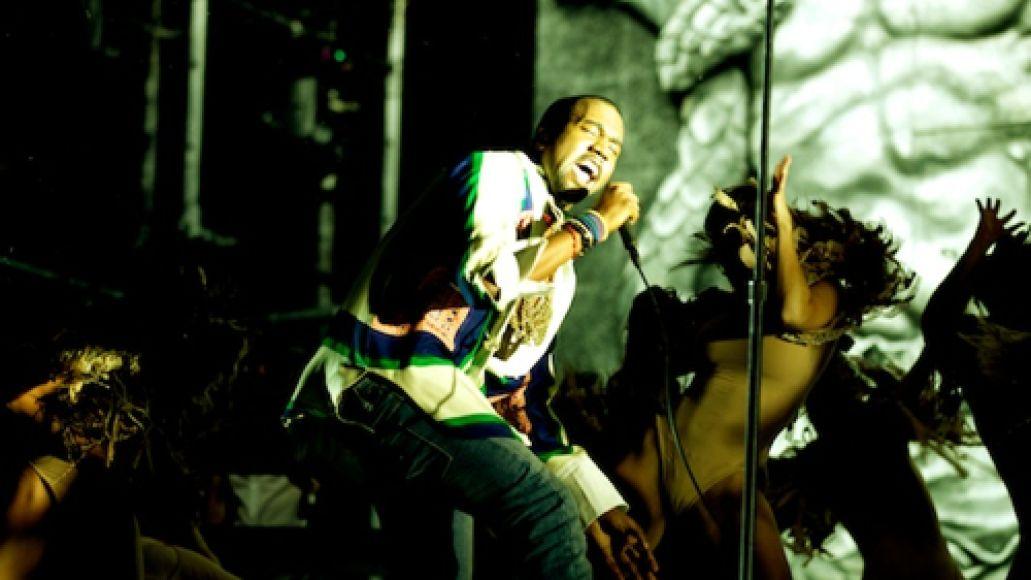 kanye Festival Review: CoS at Coachella 2011