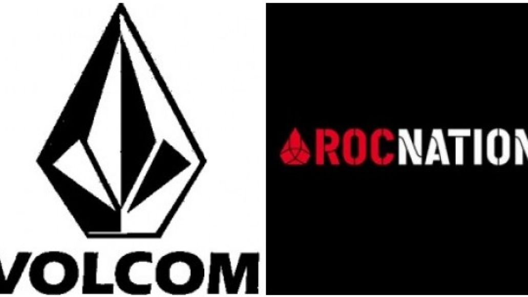 volcom roc nation Jay Z's Roc Nation sued by Volcom for gimmick infringement
