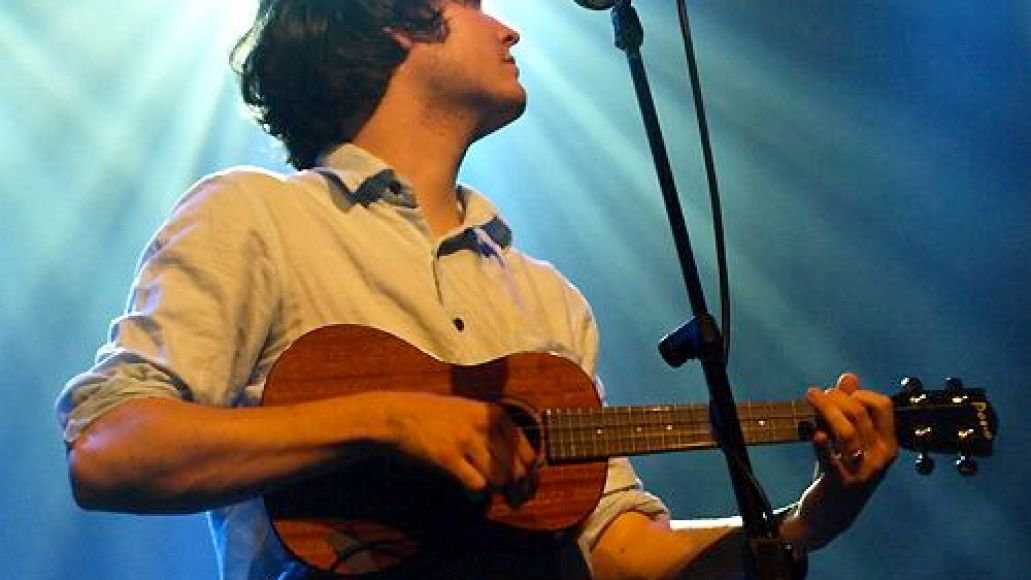 beirut1 Watch: Beirut plays four new songs live