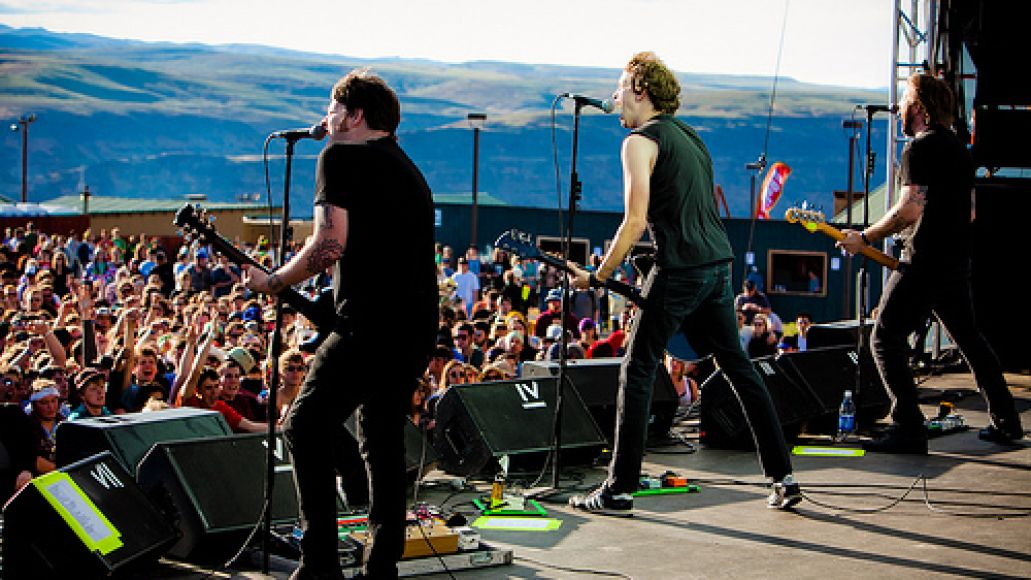 againstmesasquatch Festival Review: CoS at Sasquatch! 2011