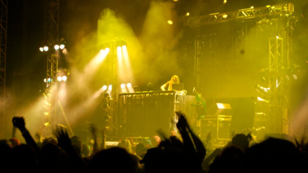 bassnectar 2 Festival Review: CoS at Wakarusa 2011
