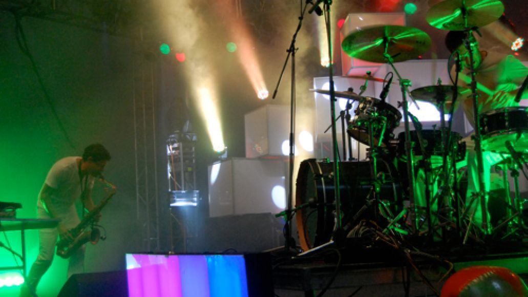 big gigantic Festival Review: CoS at Wakarusa 2011