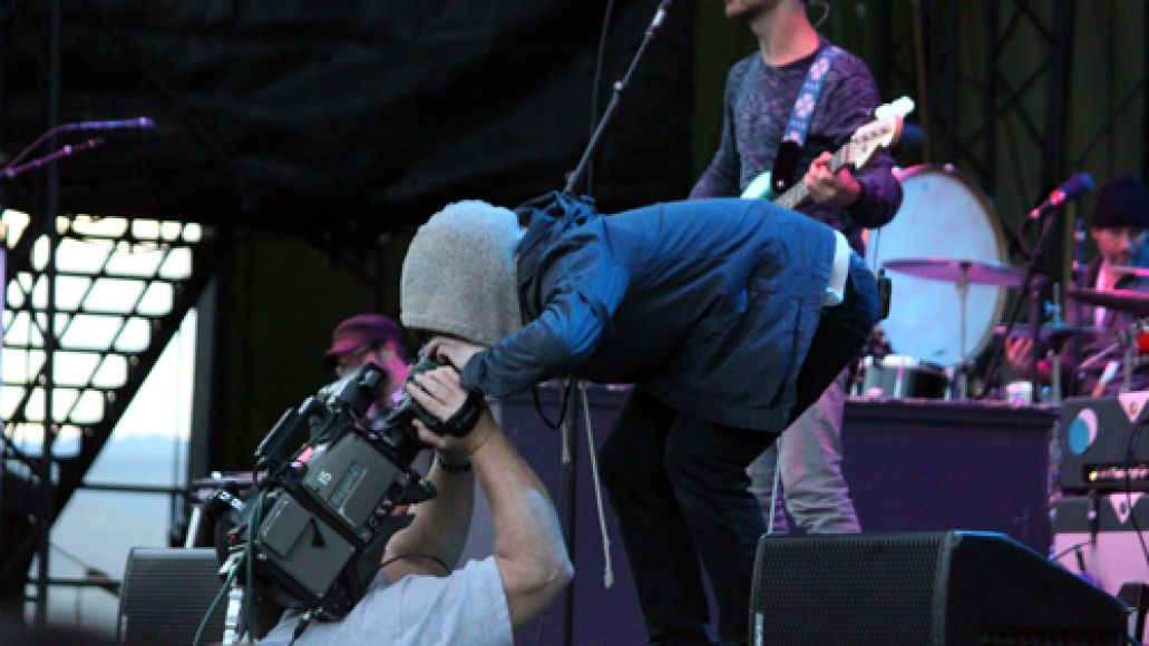 bright 9 Festival Review: CoS at Sasquatch! 2011