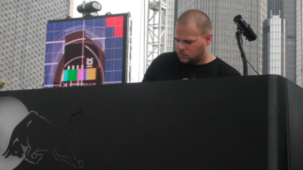 com truise sun Festival Review: CoS at Movement 2011