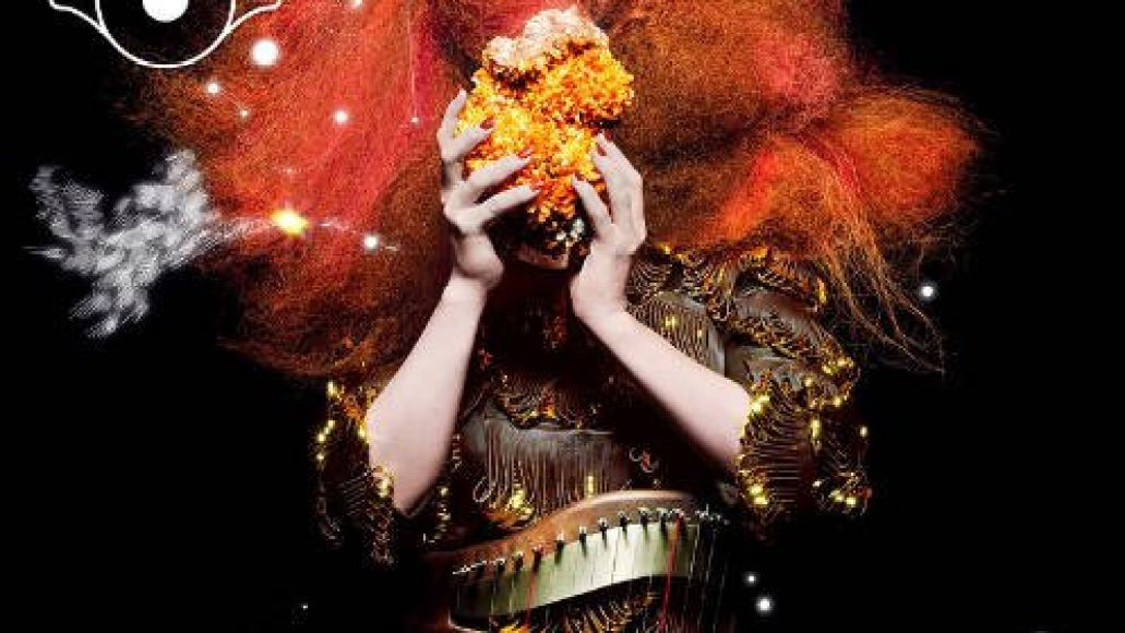 crystalline Check Out: Björk debuts four new songs live