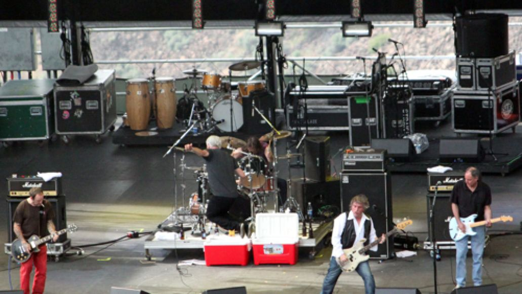 gbv 11 Festival Review: CoS at Sasquatch! 2011