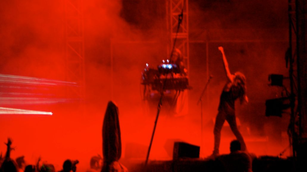 ghostland observatory 6 Festival Review: CoS at Wakarusa 2011