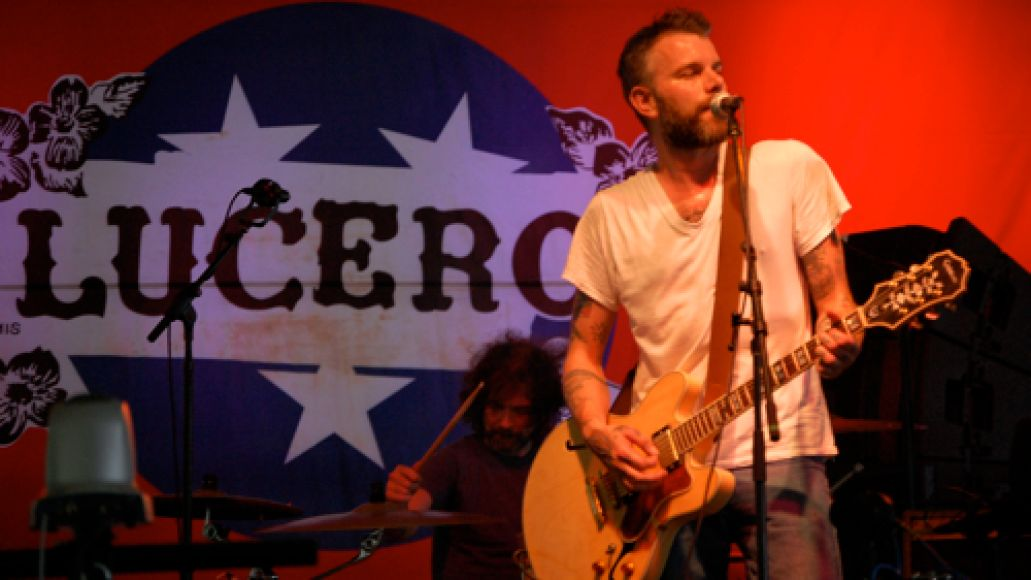lucero Festival Review: CoS at Wakarusa 2011