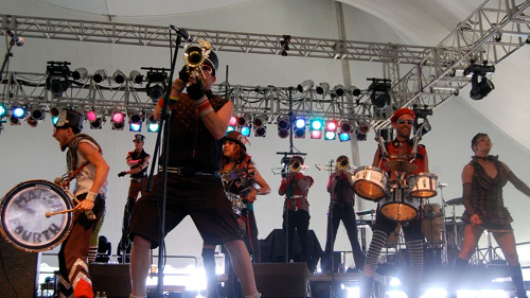 marchfourth2 Festival Review: CoS at Wakarusa 2011