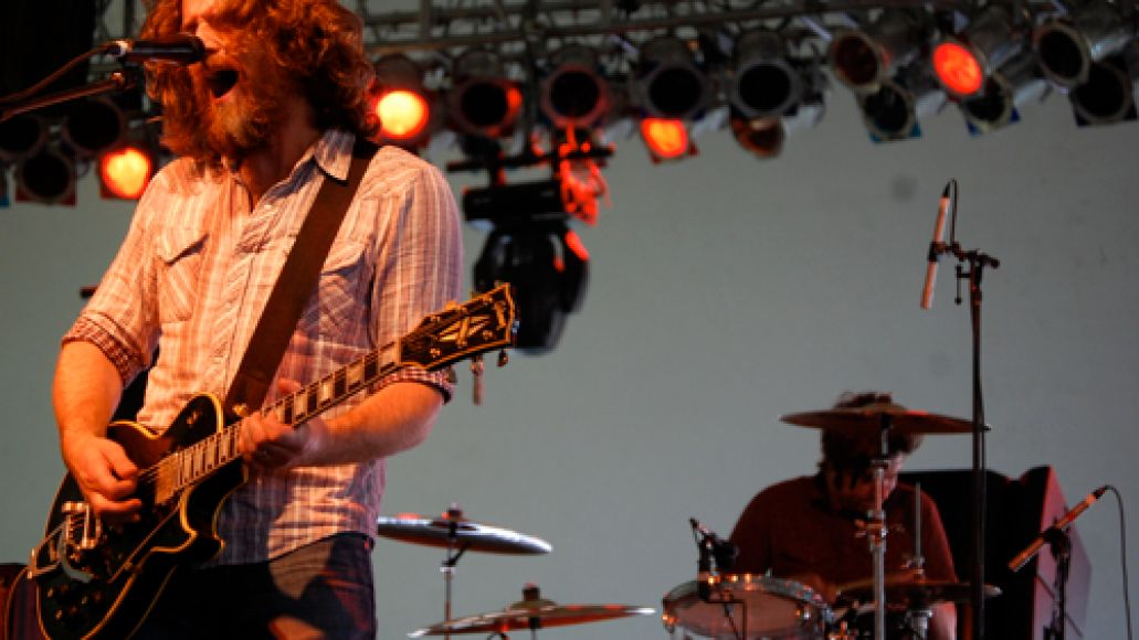 minus the bear Festival Review: CoS at Wakarusa 2011