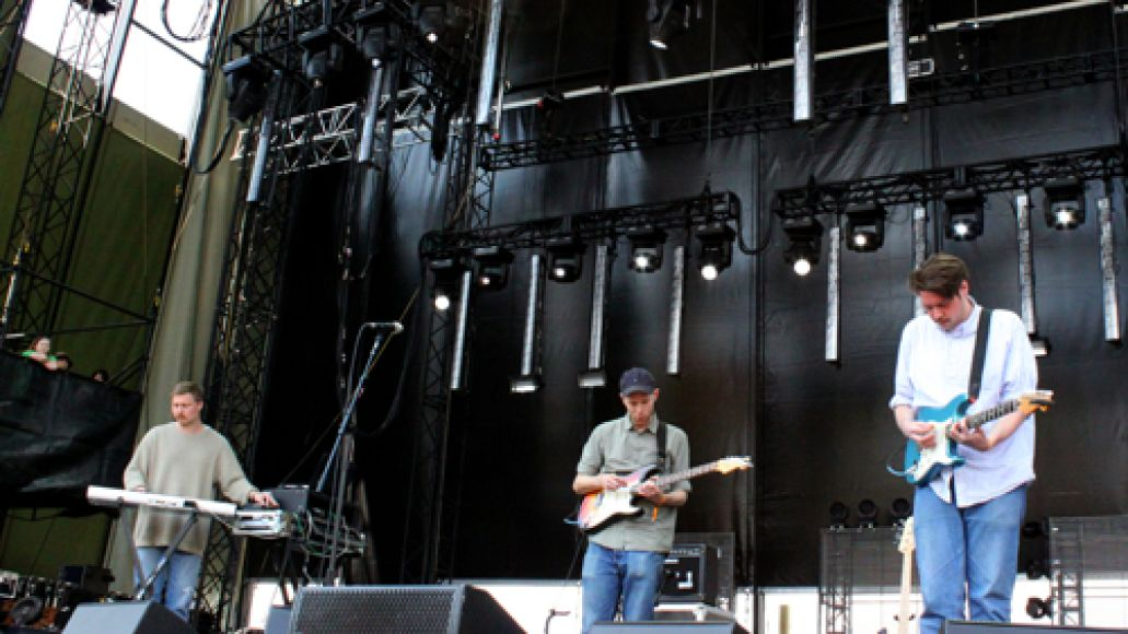 radio 3 Festival Review: CoS at Sasquatch! 2011
