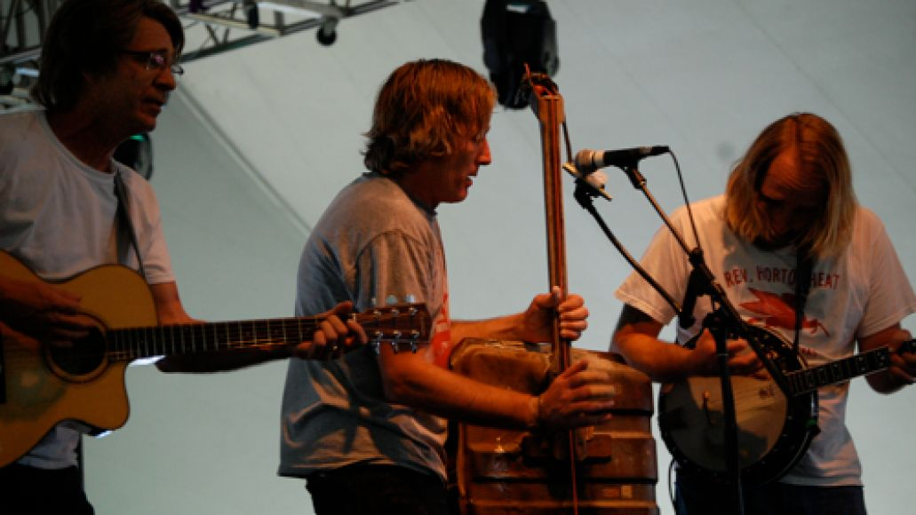 split lip rayfield Festival Review: CoS at Wakarusa 2011