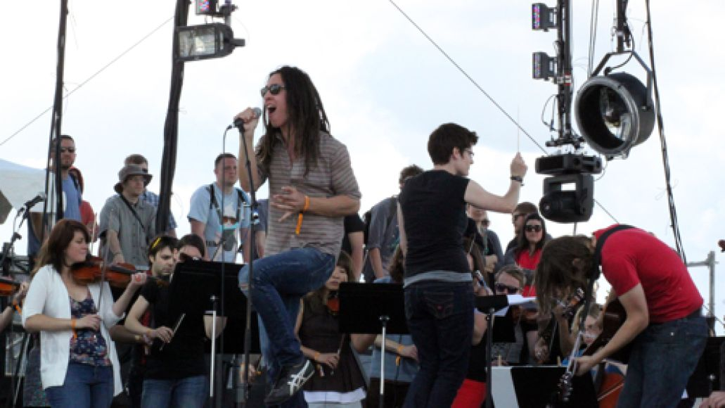 sro 5 Festival Review: CoS at Sasquatch! 2011