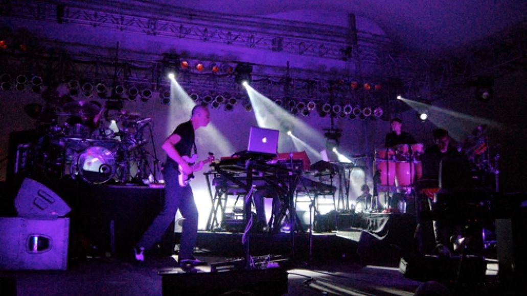 sts9 Festival Review: CoS at Wakarusa 2011