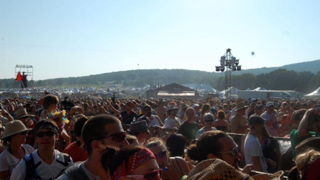 waka crowd Festival Review: CoS at Wakarusa 2011