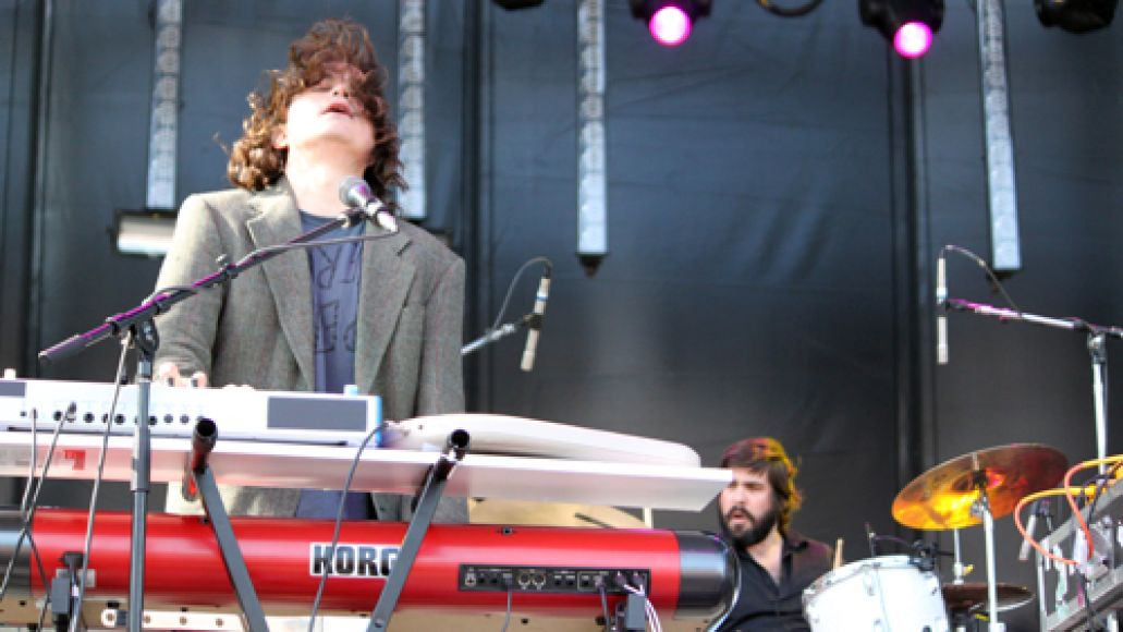 wolf 5 Festival Review: CoS at Sasquatch! 2011